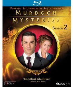 Murdoch Mysteries: Season 2