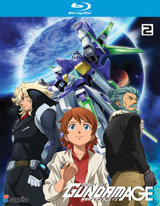 Mobile Suit Gundam Age TV Series: Collection 2