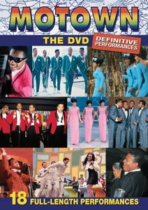 Motown: The DVD: Definitive Performances