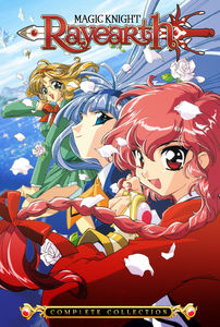 Magic Knight Rayearth: Complete Collection