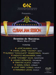 Cuban Jam Session (Reunion de Maestros) Miami May