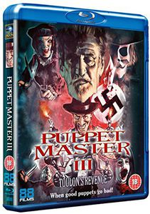 Puppet Master III: Toulon's Revenge [Import]