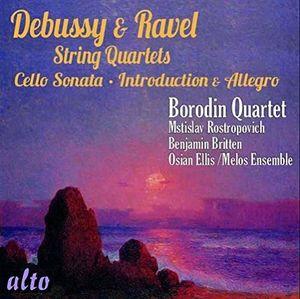 DEBUSSY; RAVEL: String Quartets, Introduction