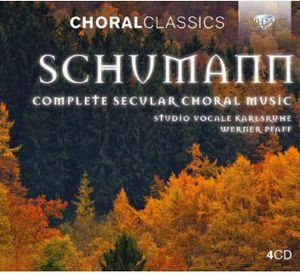 Complete Secular Choral Music