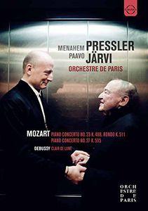 Menahem Pressler-Paavo Jarvi-Orchestre de Paris