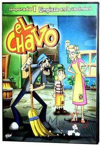 El Chavo Animado: Limpieza en la Vecinda [Import]
