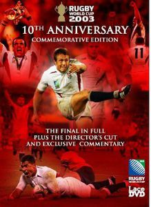 Rugby World Cup Final 2003 (10th Anniversary Edition) [Import]
