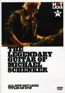 The Legendary Guitar of Michael Schenker