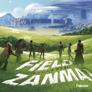 Falcom Field Zanmai (Original Soundtrack) [Import]