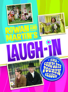 Rowan & Martin's Laugh-in: Complete Fouth Season