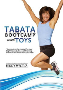 Mindy Mylrea: Tabata Bootcamp With Toys 4 Minute Hiit Workouts