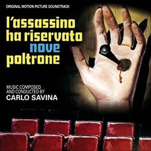 L'Assassino Ha Riservato Nove Poltr (Original Soundtrack) [Import]