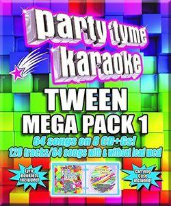 Party Tyme Karaoke: Tween Mega Pack 1