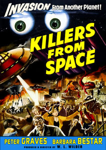 Killers From Space (Restored Edition)
