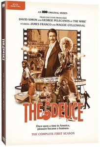 The Deuce: The Complete First Season , James Franco