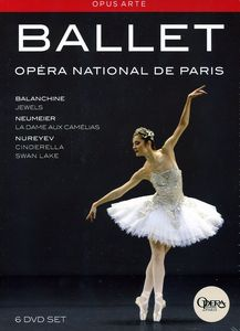 Paris Opera Ballet Box Set