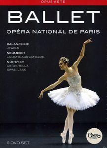 Paris Opera Ballet Box Set