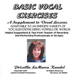 Basic Vocal Exercises