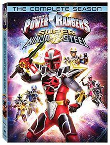 Power Rangers-Super Ninja Steel