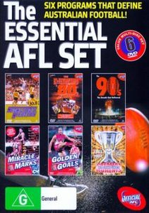 Essential Afl Set [Import]