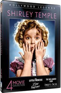 Hollywood Legends - Shirley Temple DVD