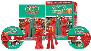 The Adventures of Gumby: The 60s Series Volume 2 With Bendable