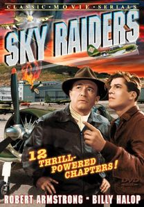 Sky Raiders Serial 12 Chapters