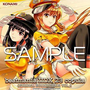 Beat Mania 2Dx 23 Copula (Original Soundtrack) [Import]
