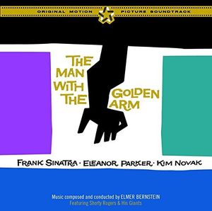 The Man With the Golden Arm (Original Soundtrack) [Import]