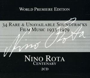 Nino Rota: Centenary: 34 Rare and Unavailable Soundtracks, Film Music 1933-1979