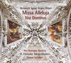 Heinrich Ignaz Franz Biber: Missa Alleluja