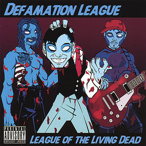 League of the Living Dead