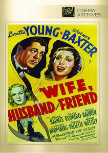 Wife Husband & Friend