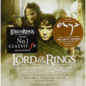 The Lord of the Rings: The Fellowship of the Ring (Original Soundtrack)