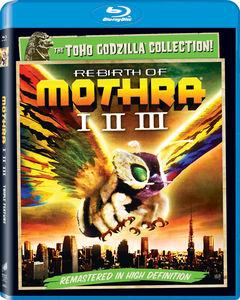 Rebirth of Mothra /  Rebirth of Mothra II /  Rebirth