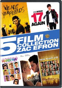 5 Film Collection: Zac Efron
