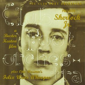Sherlock Jr. (Original Soundtrack)