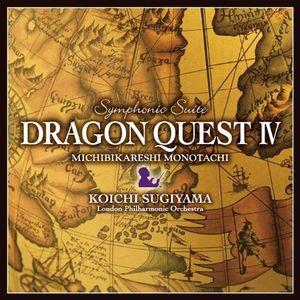 Symphonic Suite Dragon Quest Iv Michibikareshi Monotachi (OriginalSoundtrack) [Import]