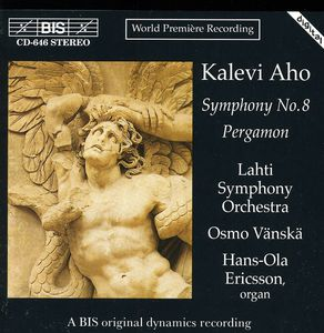 Symphony 8 /  Pergamon