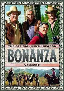Bonanza: The Official Ninth Season Volume 2