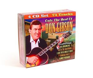 Only the Best of Don Gibson