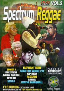 Vol. 2-Spectrum Reggae
