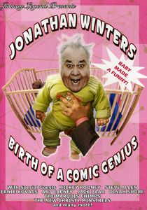 Jonathan Winters: Birth of a Comic Genius