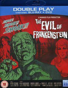 Evil of Frankenstein [Import]