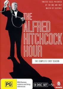 Alfred Hitchcock Hour-Season 1 [Import]