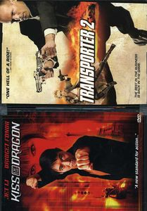 Transporter 2/ Kiss of the Dragon