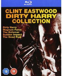 Dirty Harry Collection Box [Import]