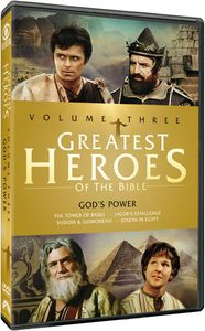 Greatest Heroes of the Bible: Volume Three