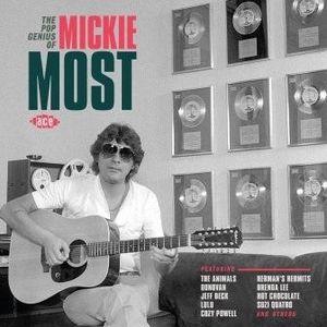 Pop Genius Of Mickie Most /  Various [Import]