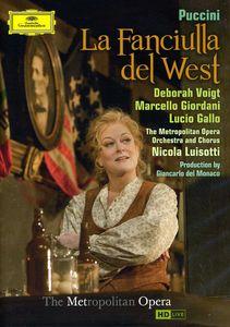 La Fanciulla Del West [Import]